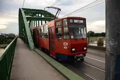 tramvaj, tramvaji, savski most, tramvajski most, mostovi, reka sava, gsp, gradski prevoz