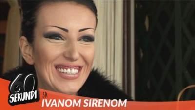 Ivana Sirena, 60 sekundi, mondo tv