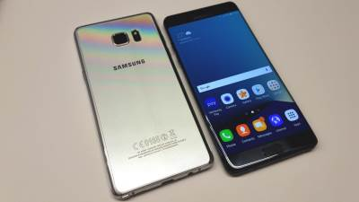 Samsung Galaxy Note 7, Note 7, Fablet, Android, Telefon, Samsung, Galaxy Note, Samsung Galaxy
