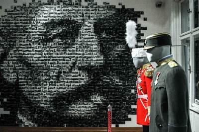 kralj petar I, uniforma, uniforma kralja petra I