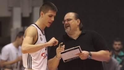 Vanja Marinković i Aleksandar Džikić