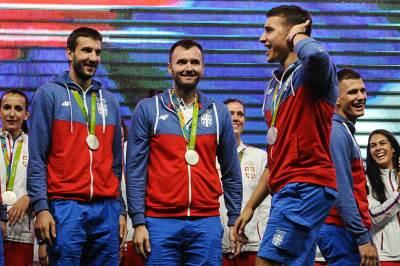 košarkaši, bogdanović, mačvan, doček olimpijaca skupština, olimpijske igre rio 2016, sportisti, srbija, doček sportista