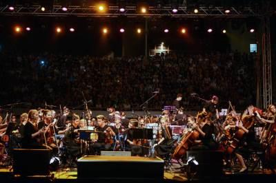 noć muzike tašmajdan, koncert, dečja filharmonija, klasična muzika,
