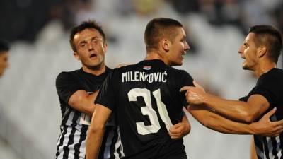 milenković radović