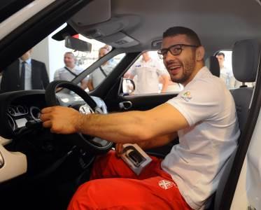 Fiat, olimpijske igre, automobili