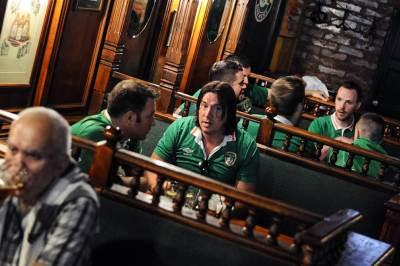 navijači irske, irci, srbija irska, svetsko prvenstvo 2018