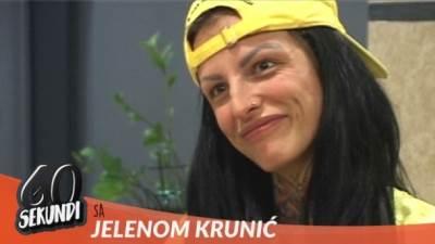 Jelena Krunić, 60 sekundi, mondo tv