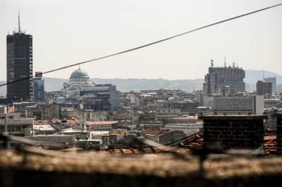 beograd, beograđanka, panorama, grad, hram, zgrade, krov, kuća, kuće, zgrada