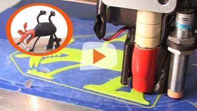 igračke, 3D printer, štampač, mondo tv