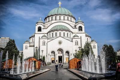 hram svetog save, hram, crkva, beograd, vera, hrišćanstvo, sveštenik, pop, pravoslavlje, pravoslavna vera