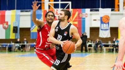 Andrej Magdevski Partizan