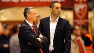 Dejan Radonjić i Borko Radović