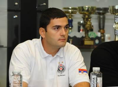vaterpolo, VK Partizan