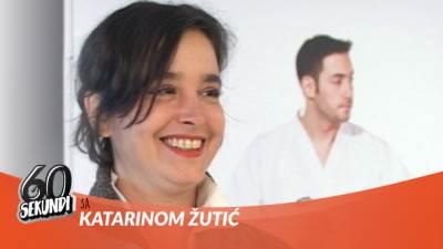 Katarina Žutić, glumice, 60 sekundi