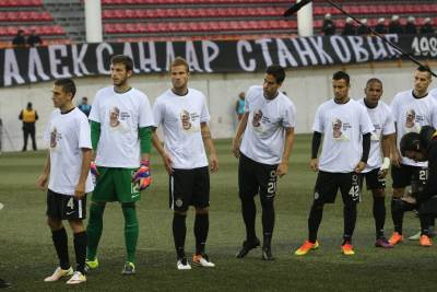 Partizan, Aleksandar Stanković
