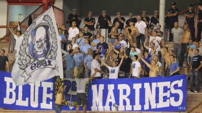 subotica spartak blue marines navijači spartaka