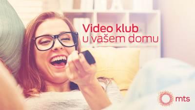 Video klub, mts, mts Video klub