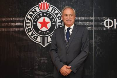 Partizan, Upravni odbor Partizana, Milorad Vučelić