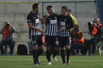 Partizan, Božinov