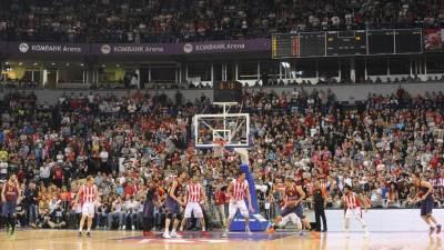 Crvena zvezda Barselona