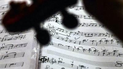 muzika, note, koncert, filharmonija
