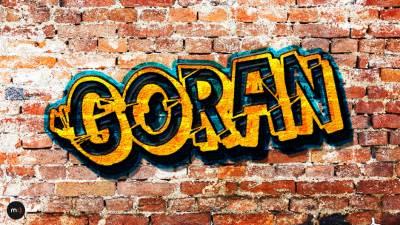 ime, imena, muška imena, muško ime, Goran