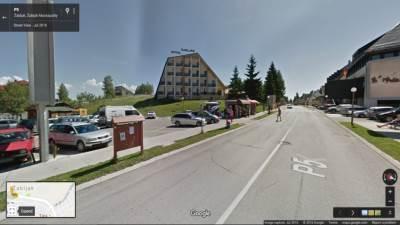 Crna Gora Street View, Google Street View, Žabljak, Crna Gora Durmitor, Durmitor, Žabljak Durmitor