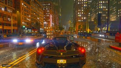 GTA V, PhotoRealistic Graphics Mod, GTA, GTA 5