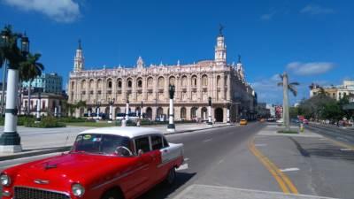 Havana, Kuba, oldtajmeri