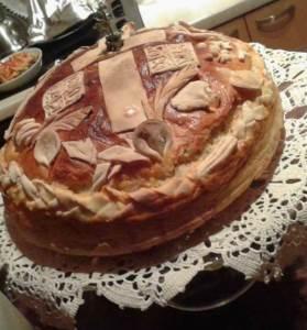 slavski kolač, slava, slave