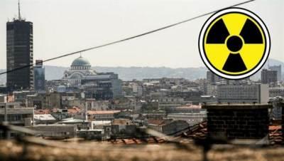 beograd vinča radioaktivno