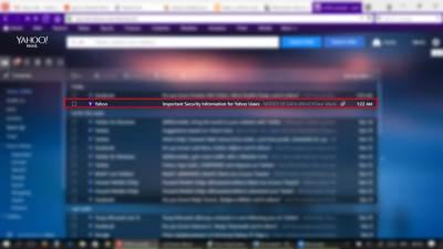 Yahoo hakovan, ugroženo milijardu naloga, šta da radim ako sam hakovan