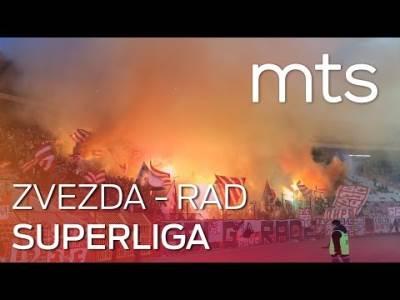 FK Crvena zvezda - FK Rad #60fps