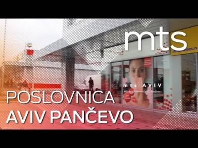 Pančevo - AVIV poslovnica