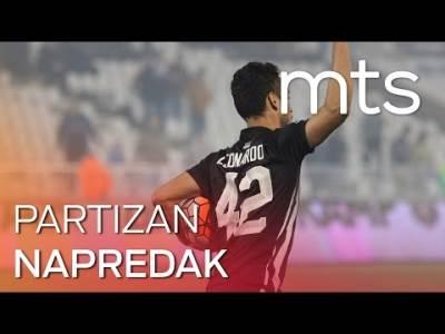 FK Partizan - FK Napredak #60fps