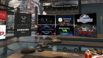 Samsung VR, VR, Gear VR, Oculs VR, Virtuelna realnost