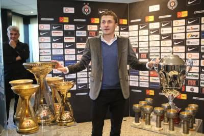 Saša Ilić, Partizan, novi ugovor