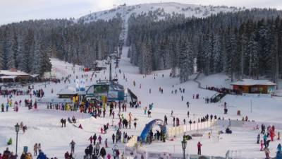Kopaonik, planina, sneg