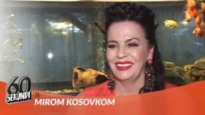 mondo tv, Mira Kosovka, 60 sekundi