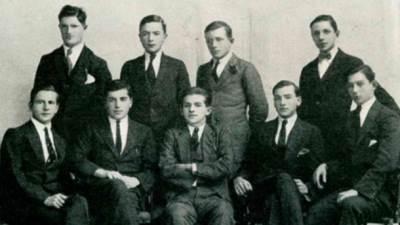 Srbi, Škotska, Srbi i škotska, prvi svetski rat