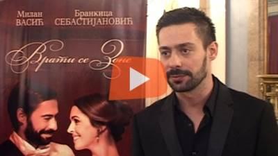 Milan Vasić, mondo tv, glumci