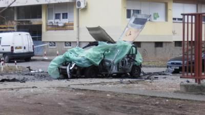 eksplozija podgorica bomba auto