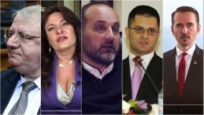 kandidati za predsednika srbije, predsednik, kandidati, šešelj, danijela sremac, saša janković, vuk jeremić, vladimir rajčić,