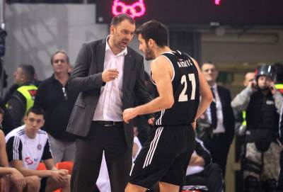 Partizan, Nenad Čanak, Mihajlo Andrić