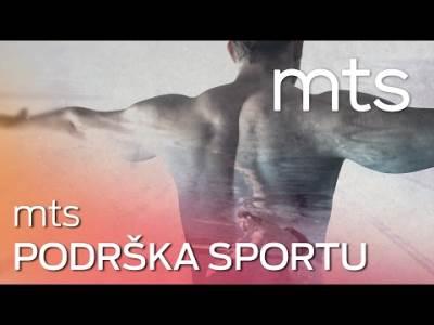 mts - podrška sportu