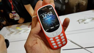 Nokia 3310 slike i video uživo MWC 2017
