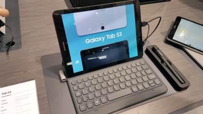 Samsung MWC 2017, Samsung Galaxy Tab S3 u Srbiji, Samsung Galaxy Book u Srbiji, Tablet
