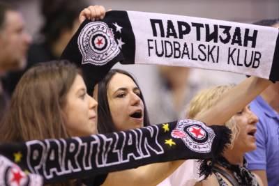 Grobari, Grobarke, navijači Partizana, navijačice Partizana