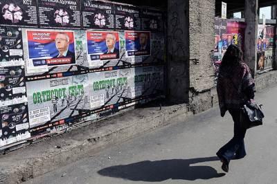 izbori 2017, plakati, posteri, ulični plakati