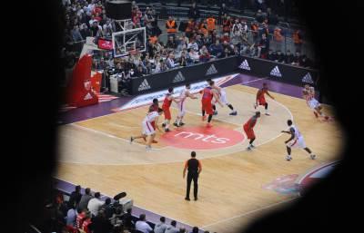 Crvena zvezda CSKA Kombank arena